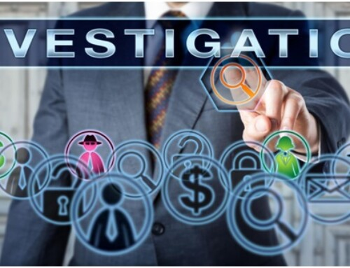 Government Investigation Consulting